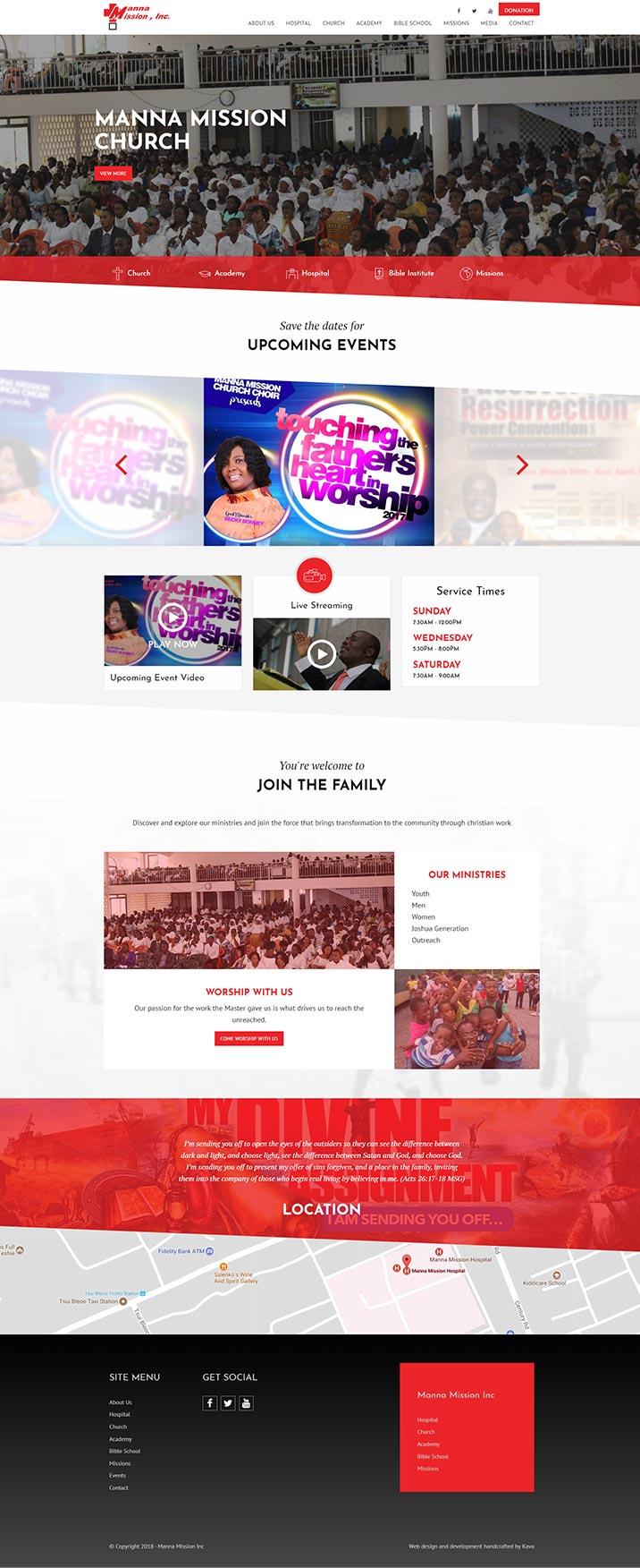 Best Leading Web Design Company In Ghana Website Development Website Designers In Accra Ghana Kava Media